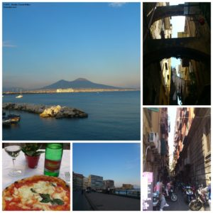 Making of Loveandpizza.it (collage)
